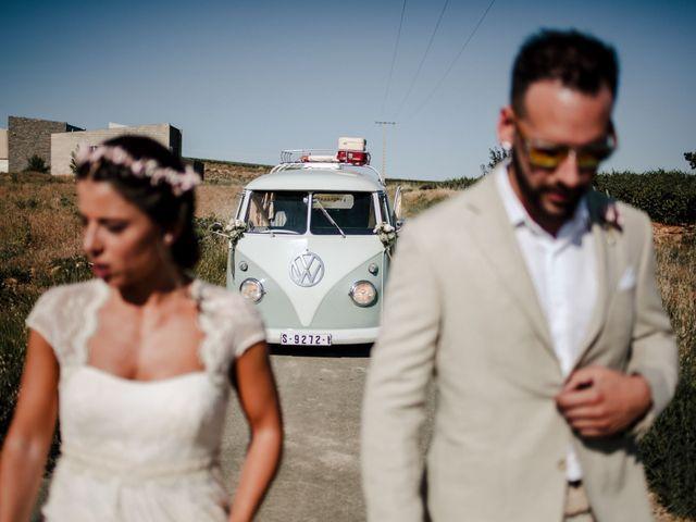 La boda de David y Nerea en Laguardia, Álava 38