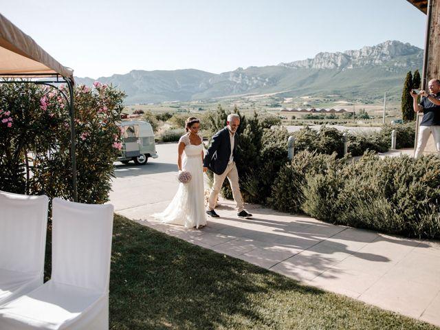 La boda de David y Nerea en Laguardia, Álava 47