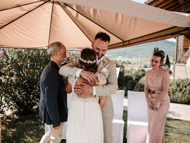 La boda de David y Nerea en Laguardia, Álava 49
