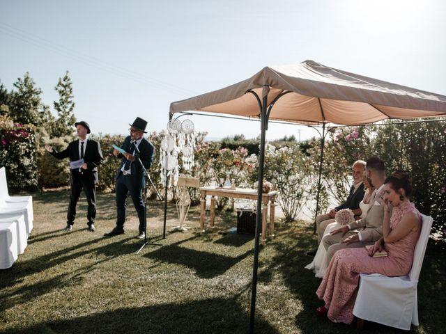 La boda de David y Nerea en Laguardia, Álava 50