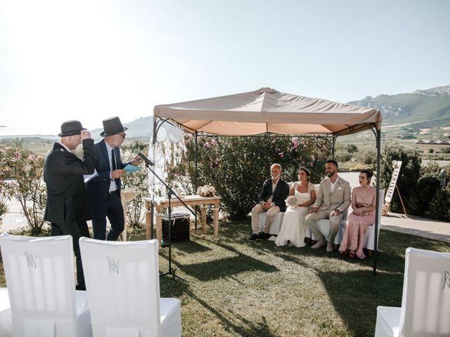 La boda de David y Nerea en Laguardia, Álava 51