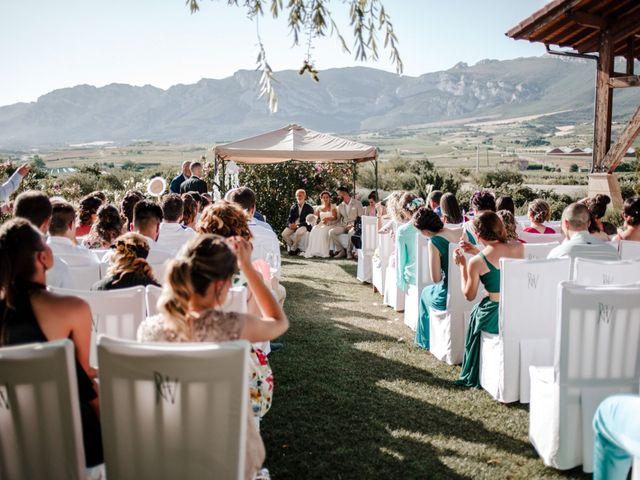 La boda de David y Nerea en Laguardia, Álava 52