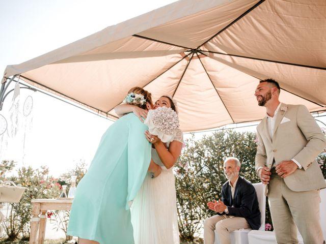 La boda de David y Nerea en Laguardia, Álava 54