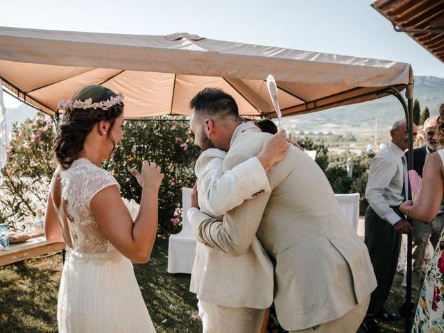 La boda de David y Nerea en Laguardia, Álava 62