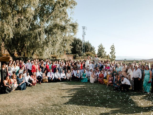 La boda de David y Nerea en Laguardia, Álava 71