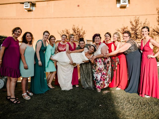 La boda de David y Nerea en Laguardia, Álava 78