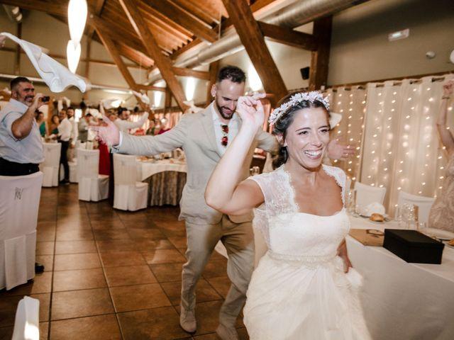 La boda de David y Nerea en Laguardia, Álava 99