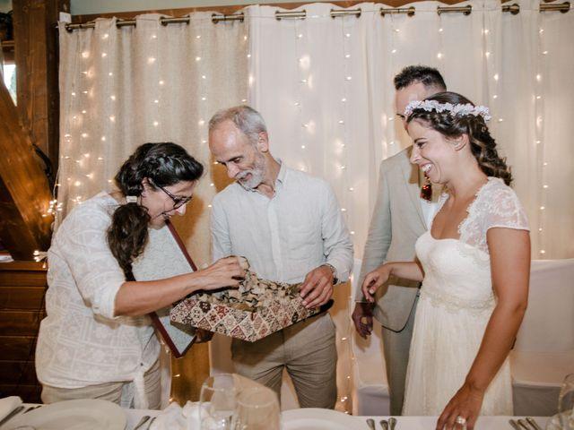 La boda de David y Nerea en Laguardia, Álava 101