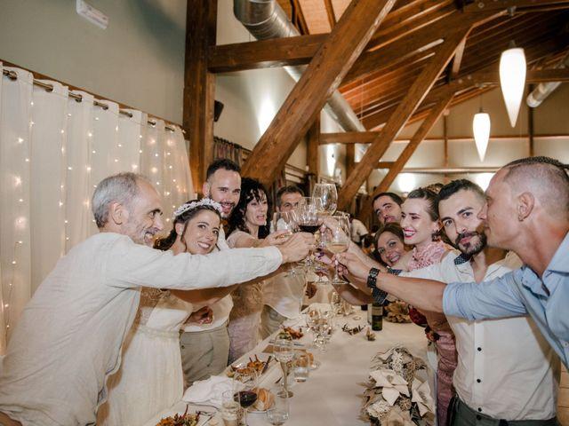 La boda de David y Nerea en Laguardia, Álava 102