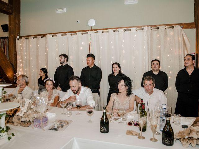 La boda de David y Nerea en Laguardia, Álava 106