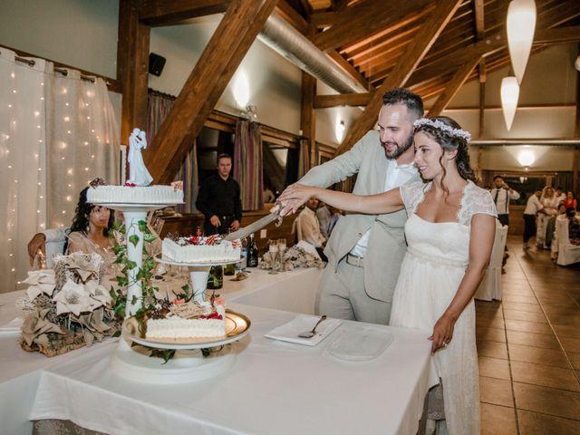 La boda de David y Nerea en Laguardia, Álava 108