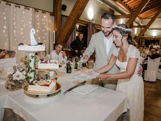 La boda de David y Nerea en Laguardia, Álava 109