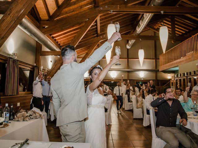 La boda de David y Nerea en Laguardia, Álava 110