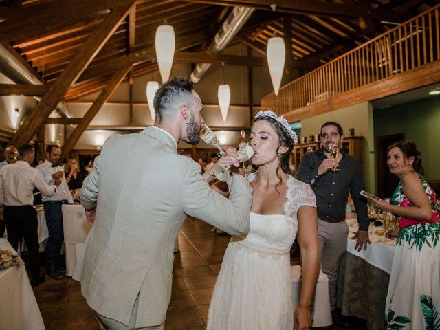 La boda de David y Nerea en Laguardia, Álava 111