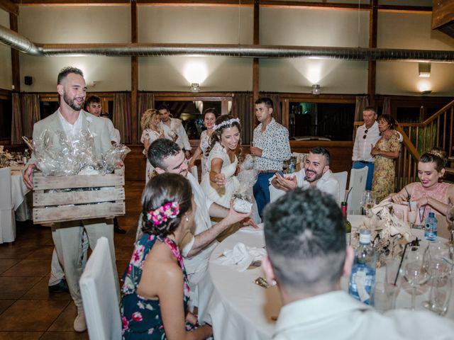 La boda de David y Nerea en Laguardia, Álava 112