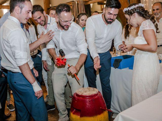 La boda de David y Nerea en Laguardia, Álava 117