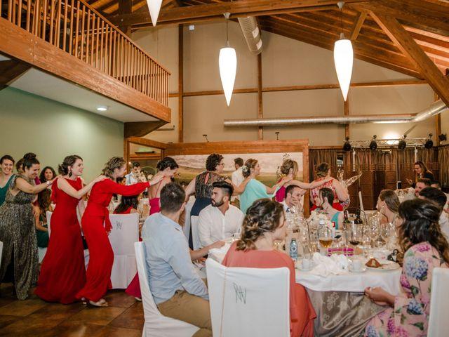 La boda de David y Nerea en Laguardia, Álava 118