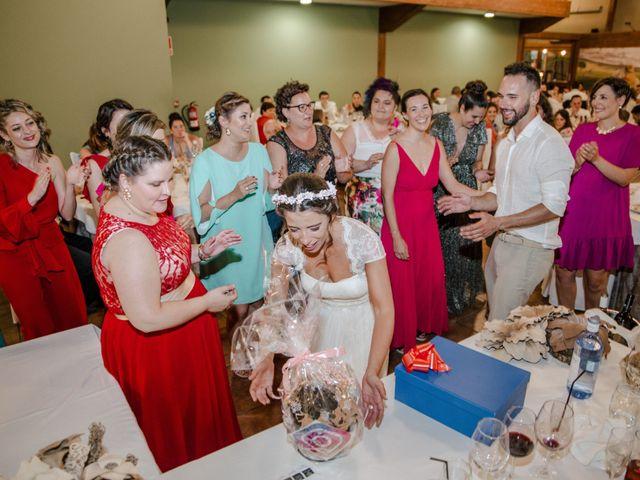 La boda de David y Nerea en Laguardia, Álava 119