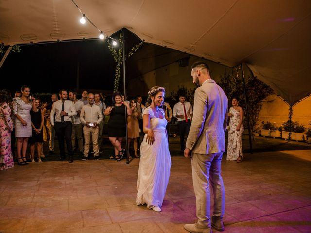La boda de David y Nerea en Laguardia, Álava 127