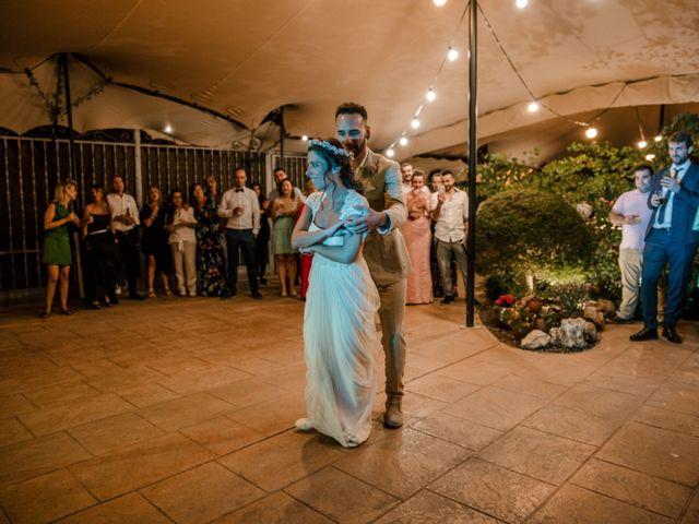La boda de David y Nerea en Laguardia, Álava 128