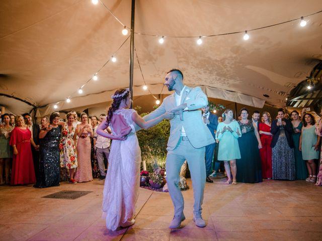 La boda de David y Nerea en Laguardia, Álava 129