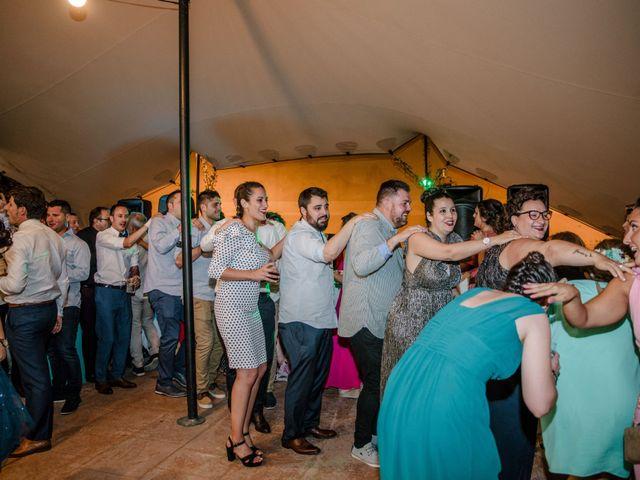 La boda de David y Nerea en Laguardia, Álava 130