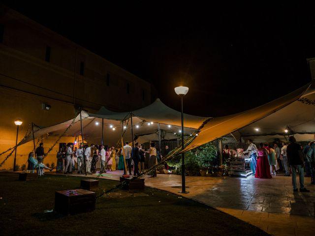La boda de David y Nerea en Laguardia, Álava 133