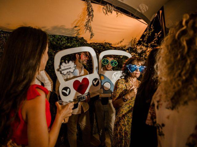 La boda de David y Nerea en Laguardia, Álava 134