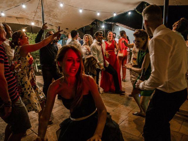 La boda de David y Nerea en Laguardia, Álava 138