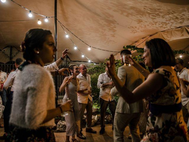 La boda de David y Nerea en Laguardia, Álava 139