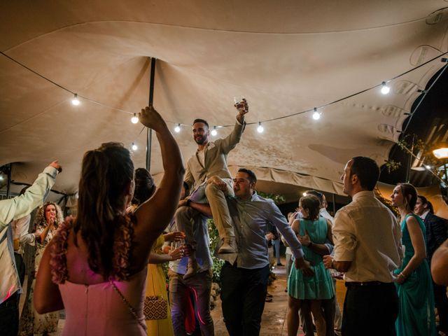 La boda de David y Nerea en Laguardia, Álava 140