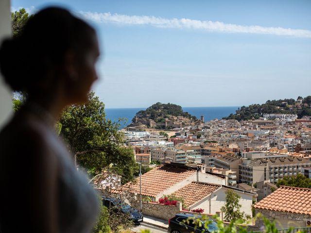 La boda de Javi y Nora en Santa Coloma De Farners, Girona 13