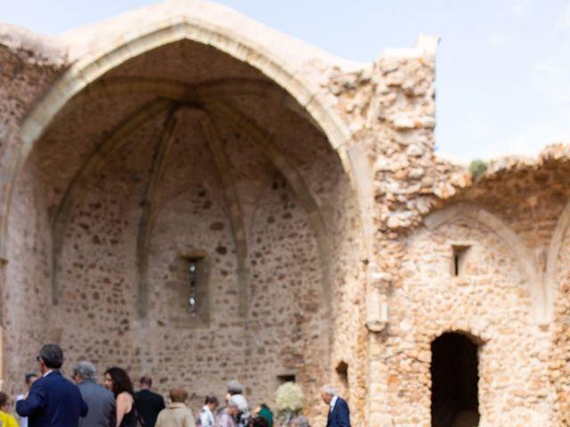 La boda de Javi y Nora en Santa Coloma De Farners, Girona 23