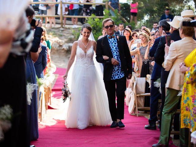 La boda de Javi y Nora en Santa Coloma De Farners, Girona 26