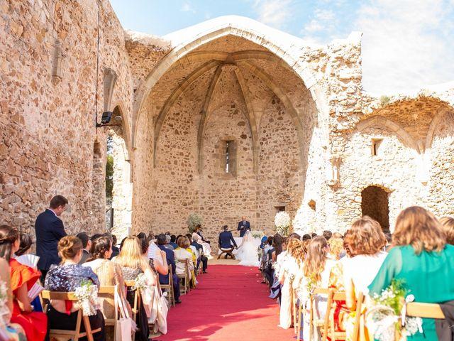 La boda de Javi y Nora en Santa Coloma De Farners, Girona 28