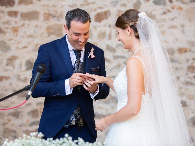 La boda de Javi y Nora en Santa Coloma De Farners, Girona 29