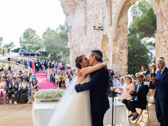 La boda de Javi y Nora en Santa Coloma De Farners, Girona 30