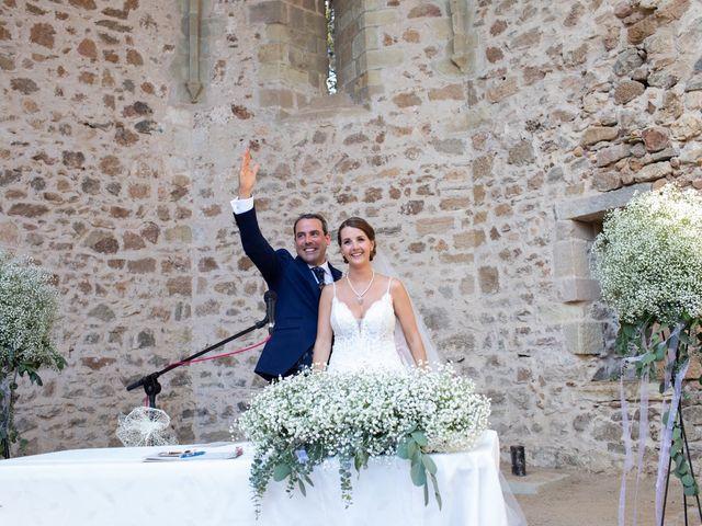 La boda de Javi y Nora en Santa Coloma De Farners, Girona 31