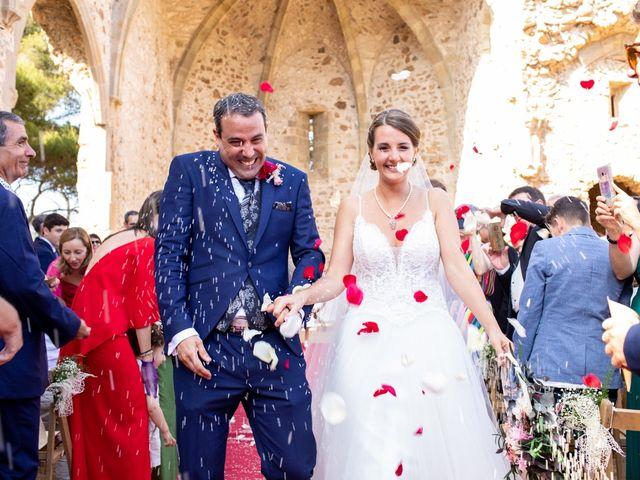 La boda de Javi y Nora en Santa Coloma De Farners, Girona 32