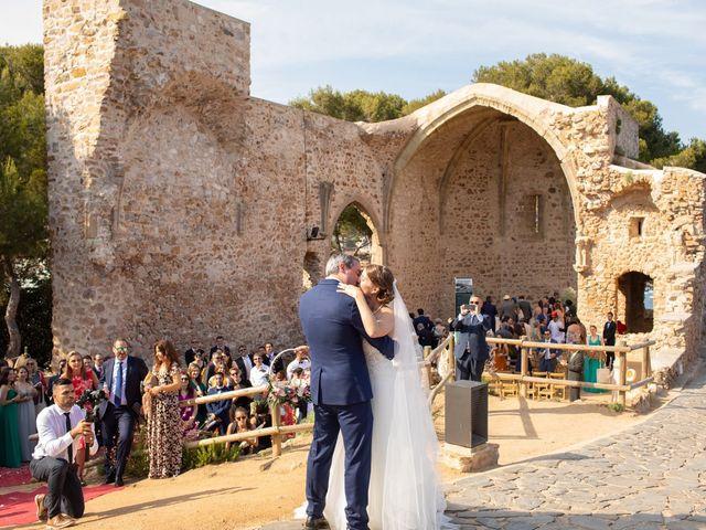 La boda de Javi y Nora en Santa Coloma De Farners, Girona 35