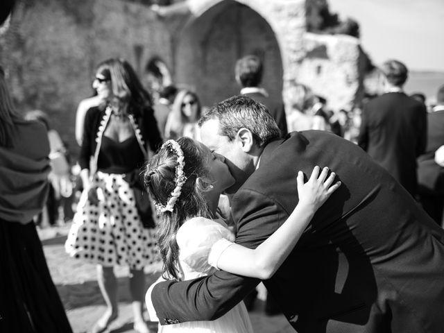 La boda de Javi y Nora en Santa Coloma De Farners, Girona 36