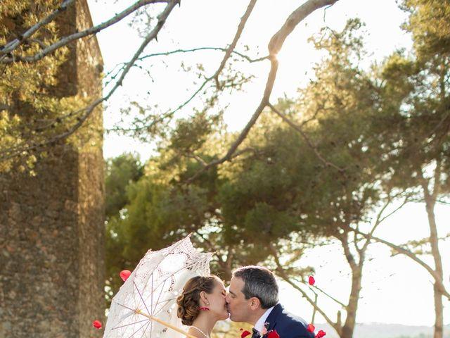 La boda de Javi y Nora en Santa Coloma De Farners, Girona 41