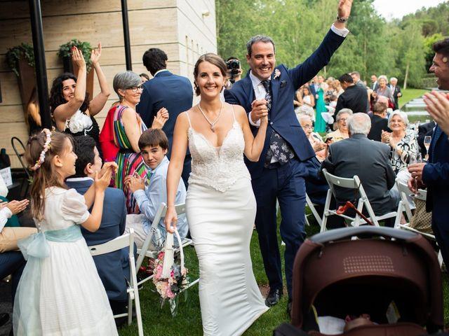 La boda de Javi y Nora en Santa Coloma De Farners, Girona 54
