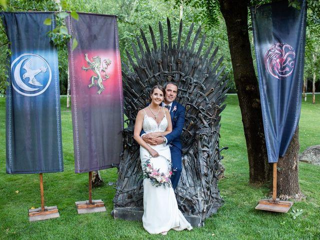 La boda de Javi y Nora en Santa Coloma De Farners, Girona 57