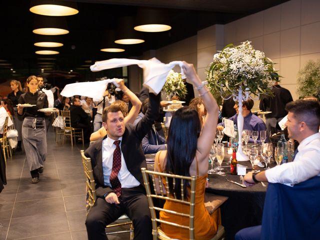 La boda de Javi y Nora en Santa Coloma De Farners, Girona 61
