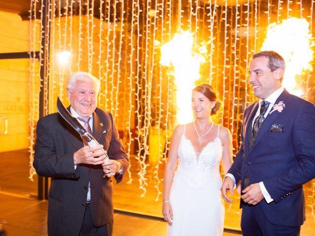 La boda de Javi y Nora en Santa Coloma De Farners, Girona 63