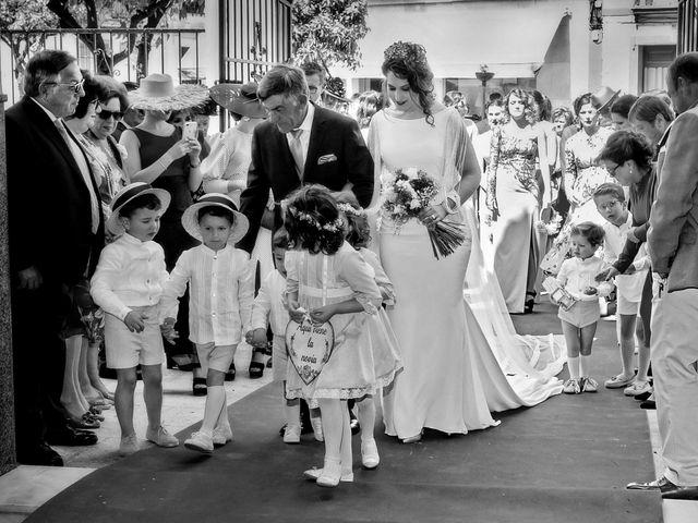La boda de Jose y Dolores en Pilas, Sevilla 6