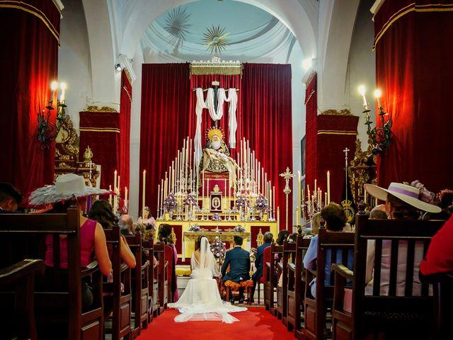 La boda de Jose y Dolores en Pilas, Sevilla 7