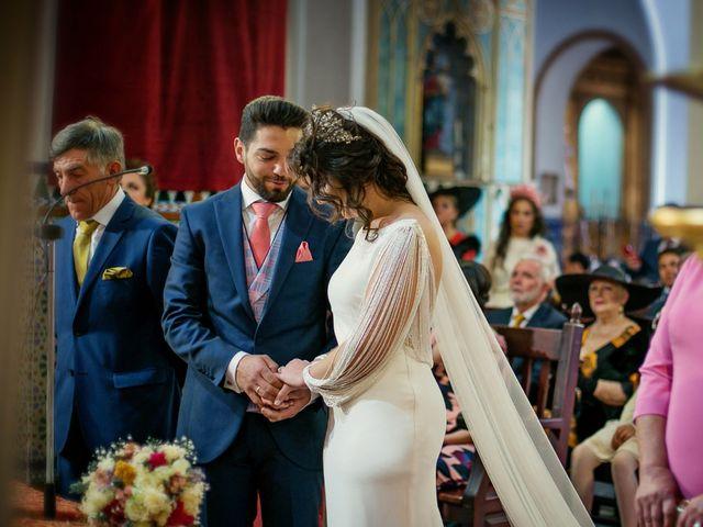 La boda de Jose y Dolores en Pilas, Sevilla 12