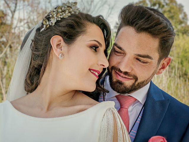 La boda de Jose y Dolores en Pilas, Sevilla 1